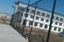 亞強體育施工案例:球場圍網(YQ-009),