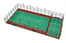 亞強體育施工案例:球場圍網YQ-0024,
