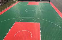 亞強體育施工案例:懸浮式球場,