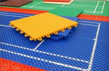 亞強體育施工案例:懸浮式幼兒園場地, 懸浮地板